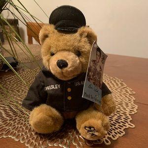 Other - Elvis Presley Army Graceland bear